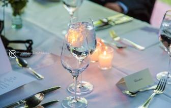 Déco table, mariage Alexandra