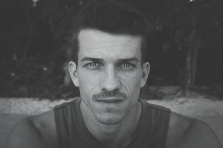 Portrait de Mathieu Blanchard, athlète