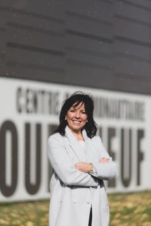 Portrait Dominique Turgeon, Équipe Labeaume